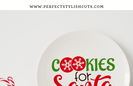 FREE Cookies For Santa and Milk For Santa SVG Files