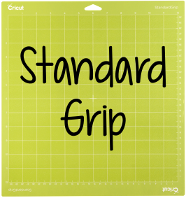 Have you ever wondered what the green Cricut standard grip mat is used for? Here is a list of materials that you can use on your green Cricut standard grip cutting mat.
